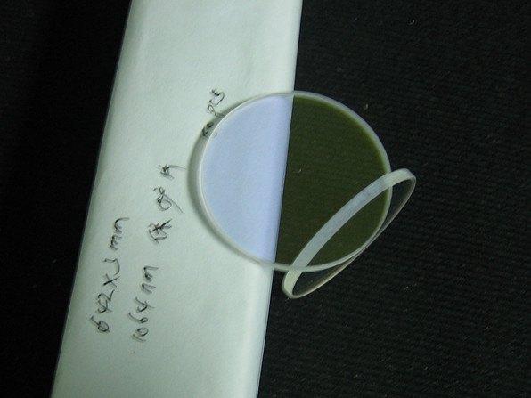 φ42*3mm激光保护镜片