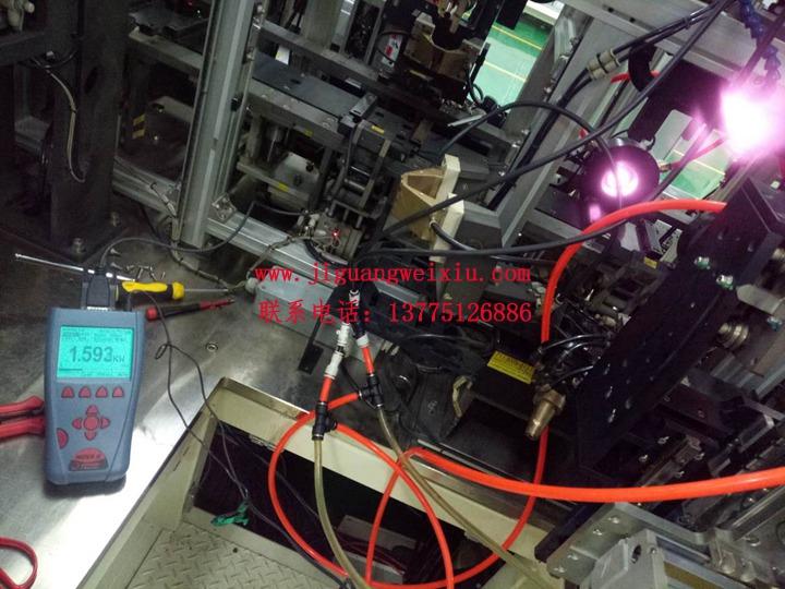 激光器功率检测